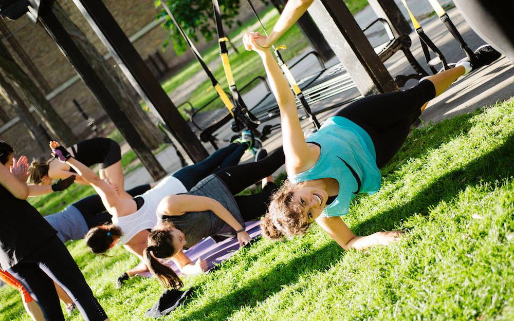 All Day Fit Outdoor Bootcamp