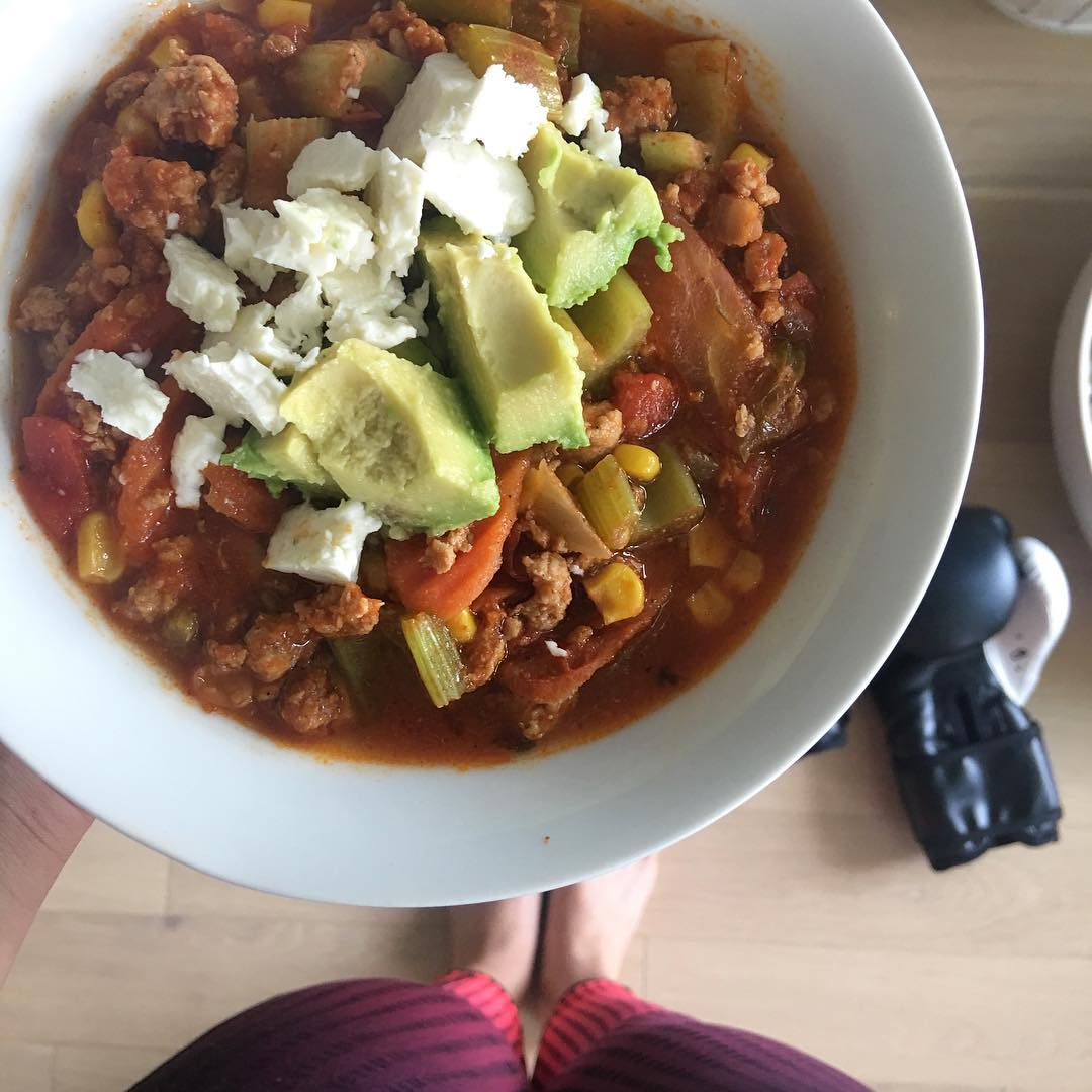 Hearty Chili Recipe