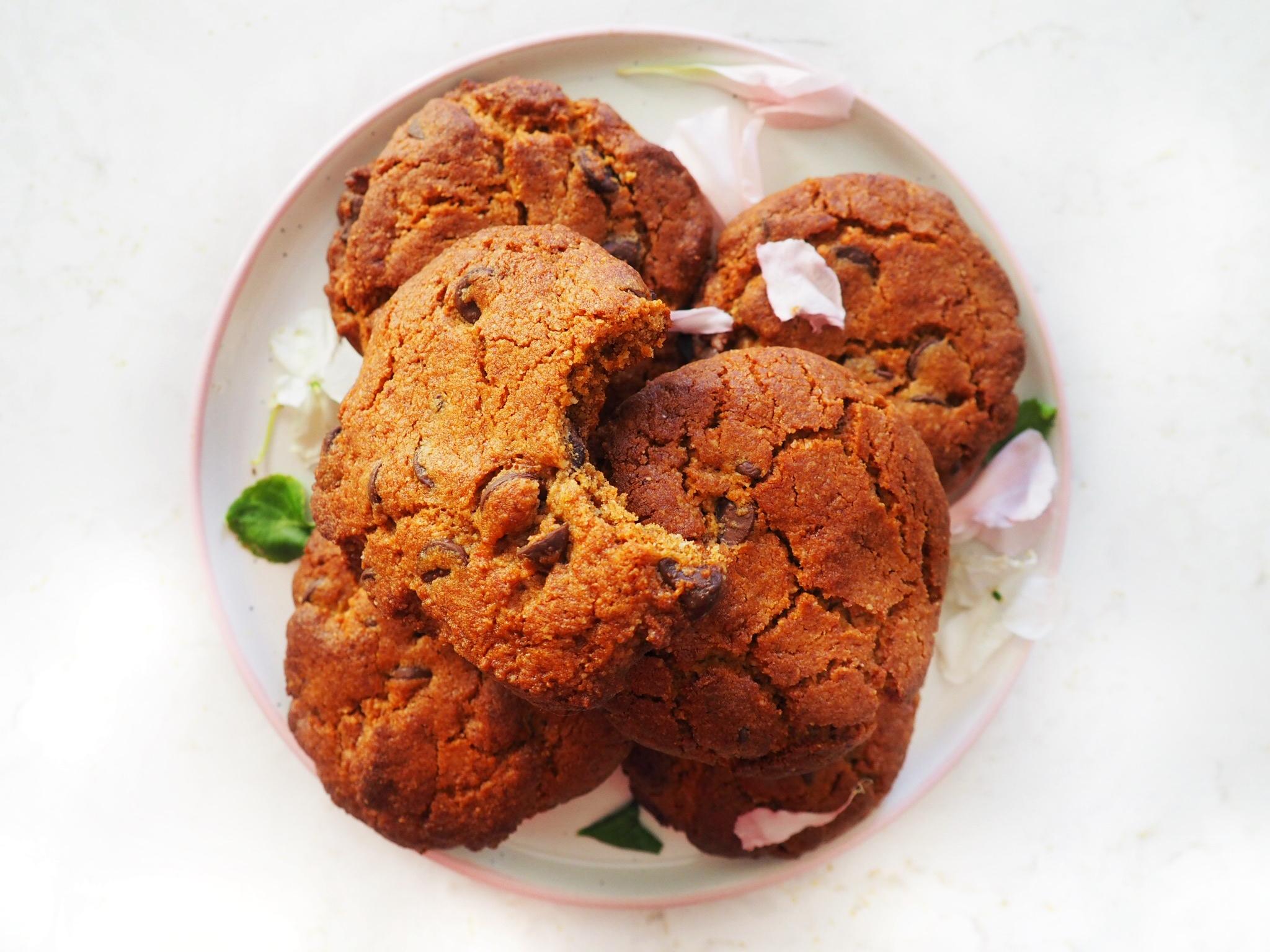 Paleo-Chocolate-Chip-Cookies